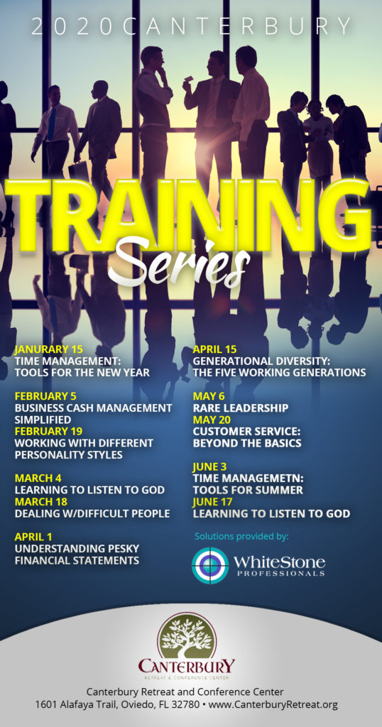 Canterbury Training 2020