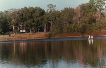 St Augustine's & Lake Gem